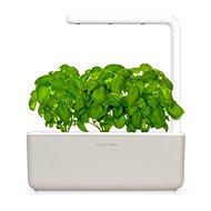 Kattintson és Grow SmartGarden 3 bézs - Okos virágcserép