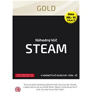 Véletlenszerű kulcs Gold (Steam) - Játékbővítmény