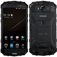 Doogee S60 Mineral Black - Mobiltelefon