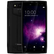 Doogee S50 Dual SIM fekete - Mobiltelefon