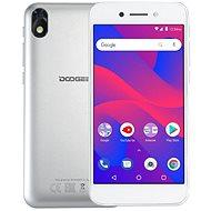 Doogee X11 Dual SIM, ezüstszínű - Mobiltelefon