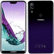 Doogee Y7 lila - Mobiltelefon
