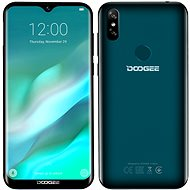 Doogee X90L 32GB, zöld - Mobiltelefon