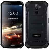 Doogee S40, fekete - Mobiltelefon