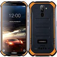 Doogee S40 32GB narancssárga - Mobiltelefon