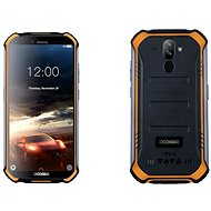 Doogee S40 Lite narancs - Mobiltelefon