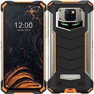 Doogee S88 PRO Dual SIM narancs - Mobiltelefon