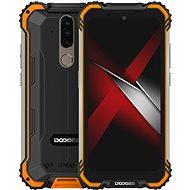 Doogee S58 PRO Dual SIM narancssárga - Mobiltelefon