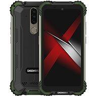 Doogee S58 PRO Dual SIM zöld - Mobiltelefon