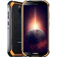 Doogee S40 PRO DualSIM narancssárga - Mobiltelefon