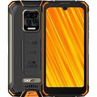 Doogee S59 PRO DualSIM narancssárga - Mobiltelefon