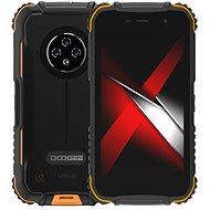 Doogee S35 PRO DualSIM narancssárga - Mobiltelefon
