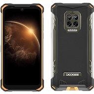 Doogee S86 DualSIM narancssárga - Mobiltelefon