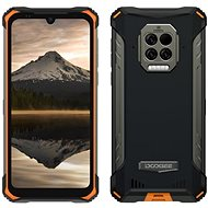 Doogee S86 PRO narancssárga - Mobiltelefon