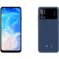 Doogee N40 128GB kék - Mobiltelefon