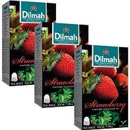 Dilmah fekete eper 20x1,5g - Tea