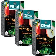 Dilmah fekete alma fahéj vanília 20x1,5g - Tea
