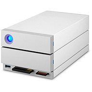 LaCie 2Big Dock 32TB Thunderbolt3