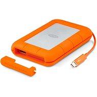 "LaCie 2.5"" Rugged 500GB Thunderbolt SSD USB-C + 3 év SRS Rescue - Külső merevlemez"