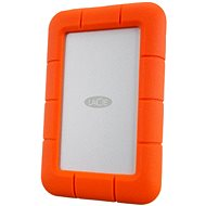 "LaCie 2.5"" Rugged USB-C 4 TB"