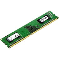 Kingston 2GB DDR3 1600MHz CL11 Single Rank - Rendszermemória
