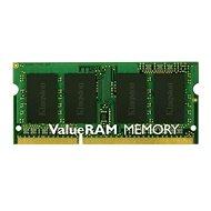 Kingston SO-DIMM 4GB DDR3 1333MHz CL9 Single Rank - Rendszermemória