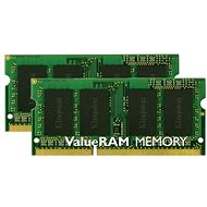 Kingston SO-DIMM 16GB KIT DDR3 1333MHz CL9  Single Rank - Rendszermemória