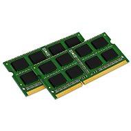 Kingston SO-DIMM 16GB KIT DDR3L 1600MHz CL11 - Rendszermemória