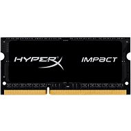 HyperX SO-DIMM 4GB DDR3L 1866MHz Impact CL11 Black Series - Rendszermemória