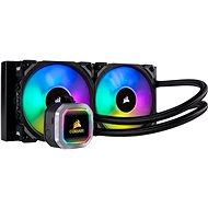 Corsair Hydro Series H100i RGB PLATINUM Liquid CPU Cooler - Vízhűtés