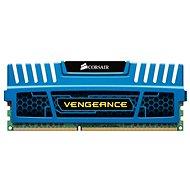 Corsair 4GB DDR3 1600MHz CL9 Blue Vengeance - Rendszermemória