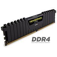 Corsair 8GB DDR4 2400 MHz CL16 Vengeance LPX - piros - Rendszermemória