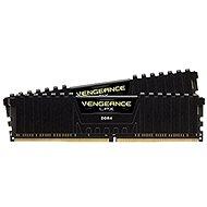 Corsair 16 GB KIT DDR4 3000MHz CL15 Vengeance LPX fekete - Rendszermemória
