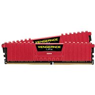 Corsair Vengeance LPX 16GB DDR4 3000MHz CL15 Memory Kit - piros - Rendszermemória