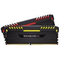 Corsair 16GB KIT DDR4 3200MHz CL16 Vengeance RGB - Rendszermemória