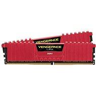 Corsair Vengeance LPX 16GB DDR4 3200MHz CL16 Memory Kit - piros - Rendszermemória