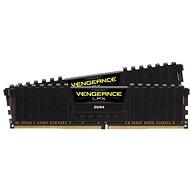 Corsair 16 GB KIT DDR4 3200MHz CL16 Vengeance LPX fekete - Rendszermemória