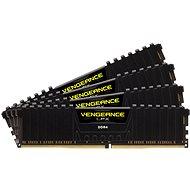 Corsair 32 GB KIT DDR4 3000 MHz CL15 Vengeance LPX, fekete - Rendszermemória