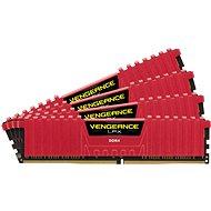 Corsair 32 GB KIT DDR4 3000MHz CL15 Vengeance LPX piros - Rendszermemória