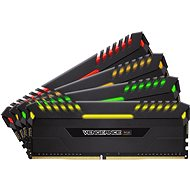 Corsair 32 GB KIT DDR4 2666MHz C16 Vengeance RGB Series - Rendszermemória