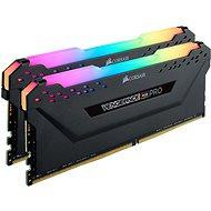 Corsair 32GB KIT DDR4 3200MHz CL16 Vengeance RGB PRO - fekete - Rendszermemória