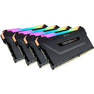 Corsair 64GB KIT DDR4 3200MHz CL16 Vengeance RGB PRO - fekete