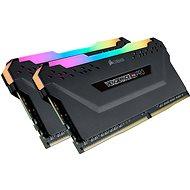 Corsair 16GB KIT DDR4 3600MHz CL18 Vengeance RGB PRO - fekete - Rendszermemória