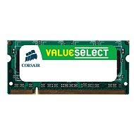 Corsair SO-DIMM 2GB DDR2 800MHz CL5 - Rendszermemória