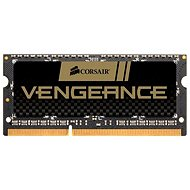 Corsair SO-DIMM 4GB DDR3 1600MHz CL9 Vengeance - Rendszermemória
