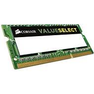 Corsair SO-DIMM 4GB DDR3L 1600MHz CL11 - Rendszermemória