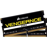 Corsair SO-DIMM 16GB KIT DDR4 2400MHz CL16 Vengeance - fekete - Rendszermemória