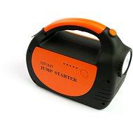 DOCA Powerbank 30000 mAh 24 V fekete-narancssárga - Powerbank
