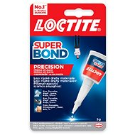 LOCTITE Super Attak Precision pillanatragasztó, 5 g - Adalék
