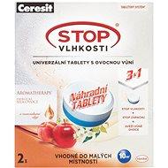 Ceresit Stop Micro 3in1 frissítő gyümölcs 2 x 300 g - Páramentesítő